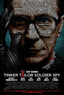 Tinker, Taylor, Soldier, Spy